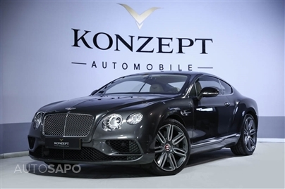 Bentley Continental GT V8 (507cv) (2p)