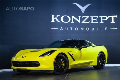Chevrolet Corvette Stingray (466cv) (2p)