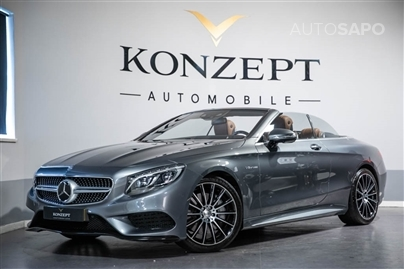 Mercedes-Benz Classe S 500 4-Matic Pack AMG (455cv) (4p)