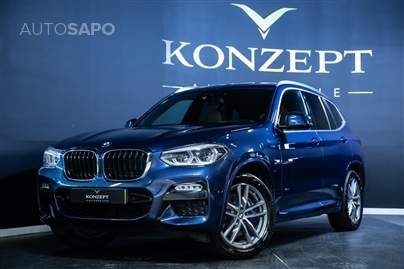 BMW X3 20 d xDrive Advantage Auto (190cv) (5p)