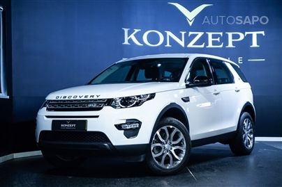 Land Rover Discovery Sport 2.0 Pure (150cv) (5p)