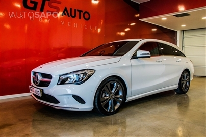 Mercedes-Benz Classe CLA Shooting Brake Special Edition