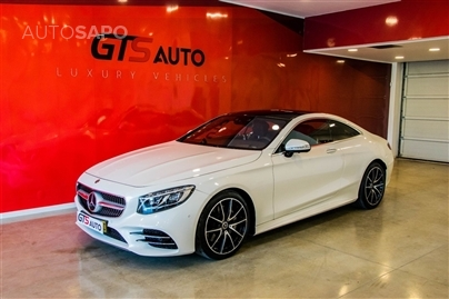 Mercedes-Benz Classe S Coupe 4MATIC AMG