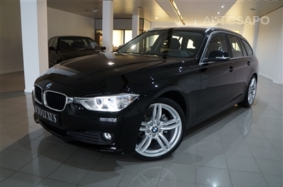 BMW Série 3 320 d Touring EfficientDyn. Line Modern (163cv) (5p)