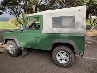 Land Rover Defender 90 2.5 Td5 SoftTop