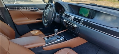 Lexus GS 300h Executive Plus