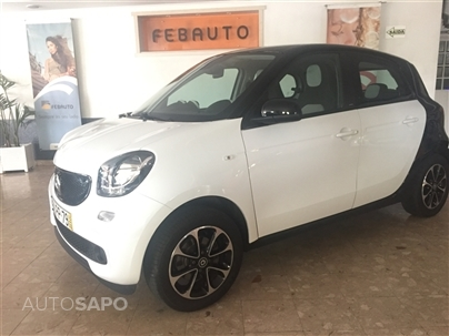 Smart Forfour 1.0 Passion 71