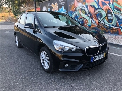 BMW Série 2 Active Tourer 218 d Advantage (150cv) (5p)