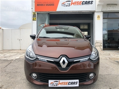 Renault Clio 1.5 DCi ECO2 Dynamic SS