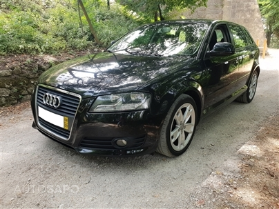 Audi A3 SB 2.0 TDI Attraction S-Tronic (140cv) (5p)