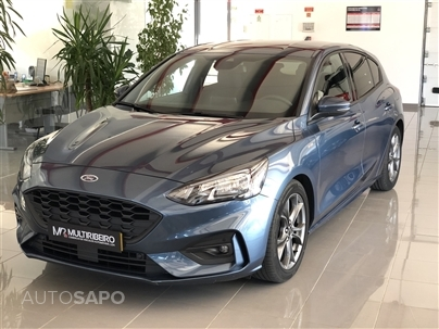 Ford Focus 1.5 TDCi ST-Line DPS (120cv) (5p)