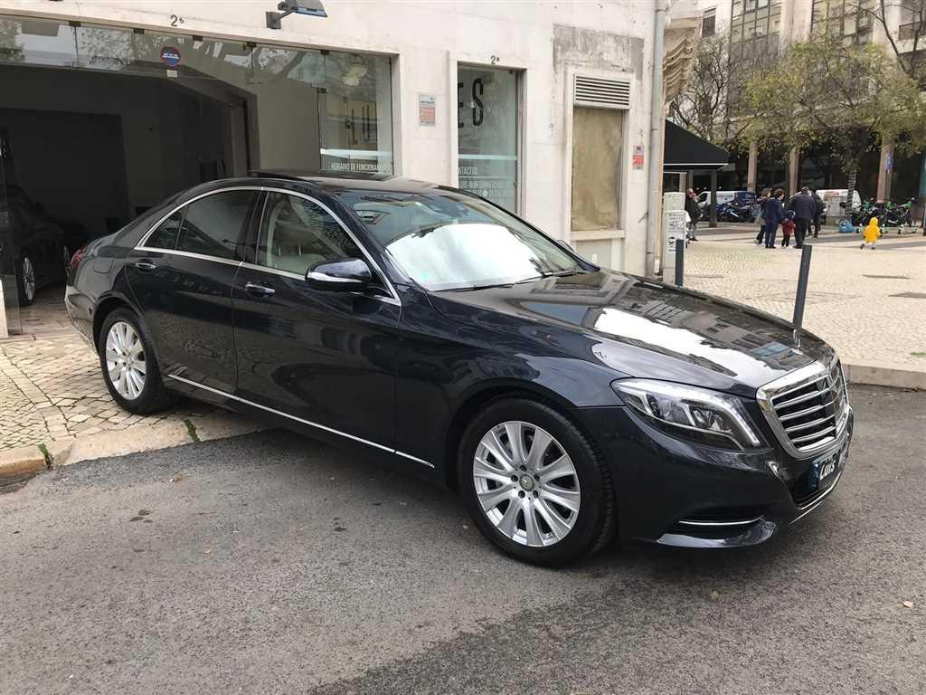 Mercedes Classe S >> Mercedes Benz Classe S 350 Bluetec 258cv 4p 258cv 4p 58 900 Auto Sapo