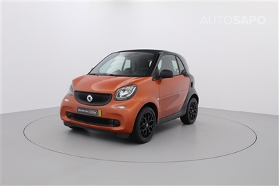 Smart Fortwo 1.0 Coupe Passion 71 Aut (71cv) (3p)