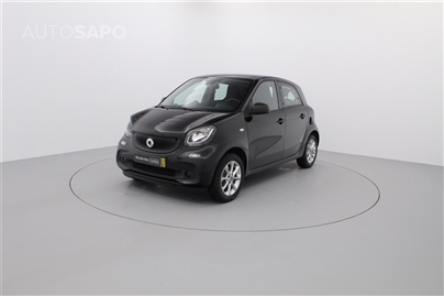 Smart Forfour 0.9 Passion 90 Aut. (90cv) (5p)