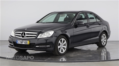 Mercedes-Benz Classe C 180 CDi Avantgarde BE (120cv) (4p)