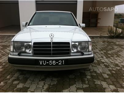 Mercedes-Benz 300 300D turbo