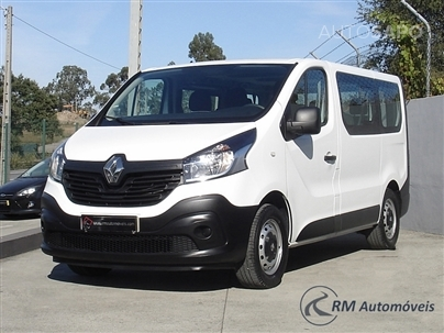 Renault Trafic 1.6 dCi L1H1 1.0T 125cv S&S 9 Lugares