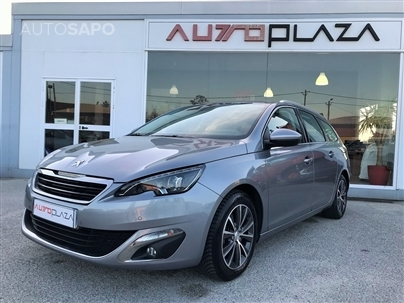 Peugeot 308 SW 1.6 BlueHDi Allure EAT6 (120cv) (5p)