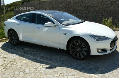 Tesla Model S P85+ (421cv) 47000€+IVA (dedutível)