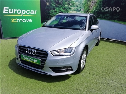 Audi A3 Sportback 1.6 TDI Attraction (110cv) (5p)