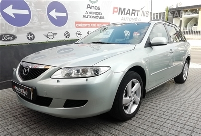 Mazda 6 SW 2.0 MZR-CD Excl.Plus (136cv) (5p)