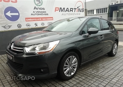 Citroen C4 1.6 HDi Seduction (112cv) (5p)