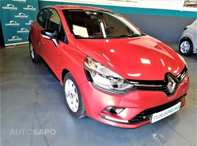 Renault Clio ENERGY 1.5 DCI 90CV S&S LIMITED