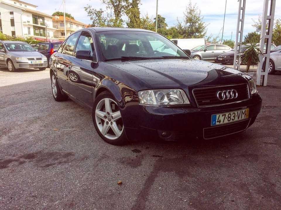 Audi A6 25 Tdi V6 Quattro 180cv 4p 180cv 4p 7950 Auto Sapo