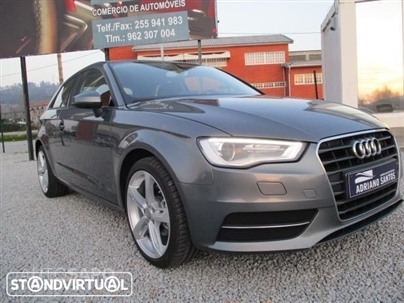 Audi A3 1.6 TDI Attraction (110cv) (3p)