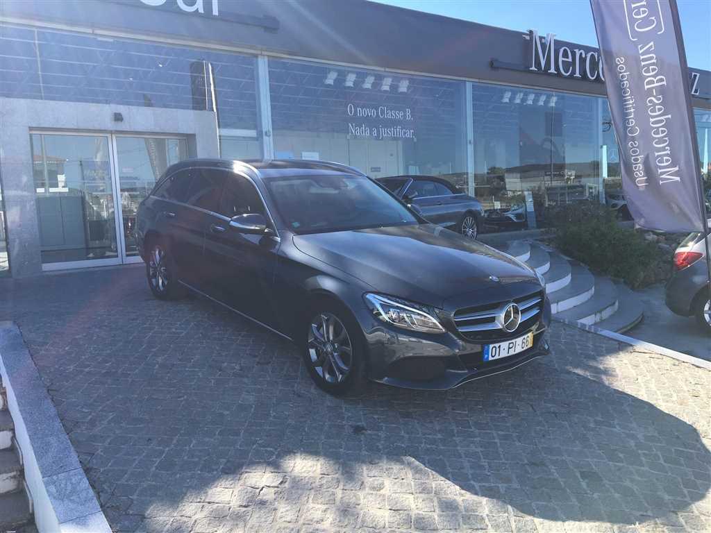 Mercedes Benz Classe C 250 Bluetec 7g Tronic 204cv 5p 204cv 5p 39 900 Auto Sapo