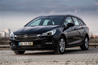 Opel Astra 1.0 Turbo Edition Active Sports Tourer (105cv) (5p)