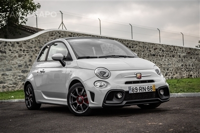 Abarth 595C 1.4 Turbo