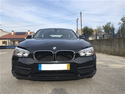 BMW Série 1 116 d EfficientDynamics (116cv) (3p)