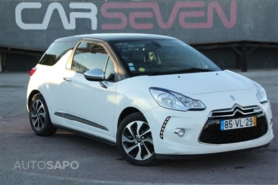 Citroen DS3 1.6 e-HDi So Chic ETG6 (92cv) (3p)