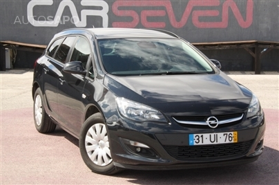 Opel Astra 1.6 CD-Ti Sports Tourer Selection