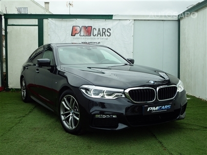 BMW Série 5 520 d EfficientDynamics Edition Pack M (190cv) (4p)