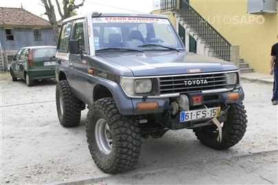 Toyota Land Cruiser Vx 3000