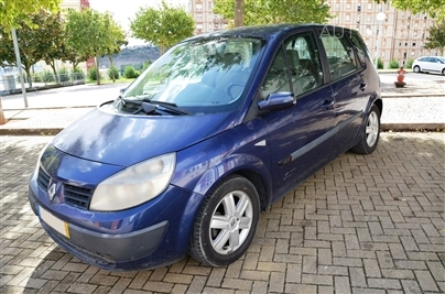 Renault Scénic 1.5 dCi Pack Authentique (80cv) (5p)