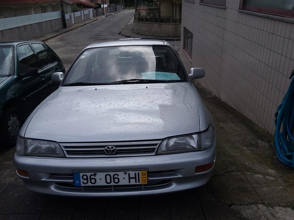 Toyota Corolla 2 0 XL (72cv) (3p) (72cv) (3p), 1 750€ - Auto SAPO