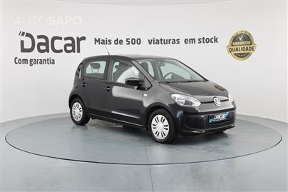 Volkswagen Up 1.0 MOVE UP!