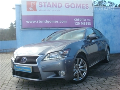 Lexus GS 450h Business+Navi (292cv) (4p)