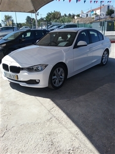 BMW Série 3 320 d EfficientDynamics (163cv) (4p)