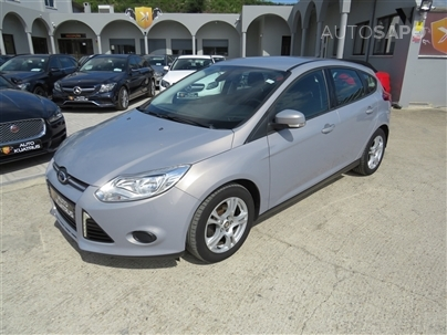 Ford Focus 1.6 TDCi Trend Econetic (105cv) (5p)