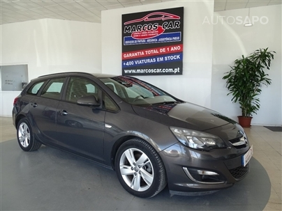 Opel Astra 1.7 CDTi Executive
