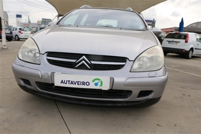 Citroen C5 Break 2.2 HDi Exclusive (136cv) (5p)