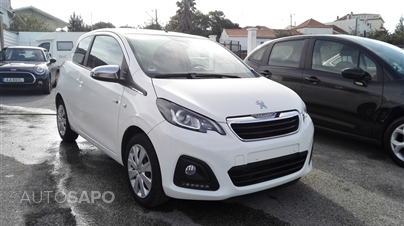 Peugeot 108 1.0 VTi Active Top! (68cv) (3p)
