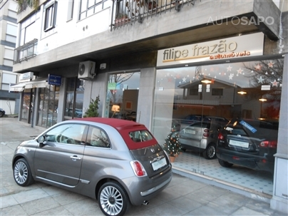 Fiat 500C 1.3 16V Multijet New Lounge S&S (95cv) (3p)