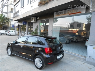 Volkswagen Polo 1.4 TDi BlueMotion (75cv) (5p)