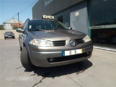 Renault Mégane Break 1.5 dCi Confort (80cv) (5p)