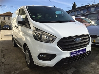 Ford Transit CUSTOM 2.0TDCi 105cv TREND Iva Dedutivel
